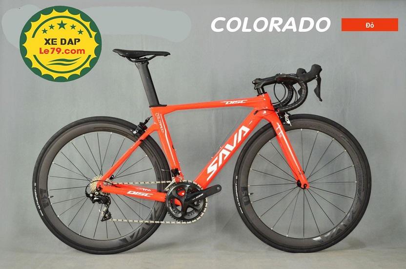 Giá xe đạp thể thao SAVA ở mức tầm trung. ko quá đắt hoặc quá rẻ